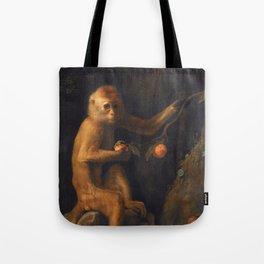 George Stubbs - A Monkey Tote Bag
