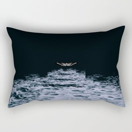 DarkWave Rectangular Pillow