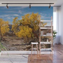 Autumn - Little_Wild_Horse_Canyon Trail, Utah Wall Mural