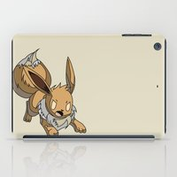 eevee iPad Cases featuring Normal by InsertCreativeTitle