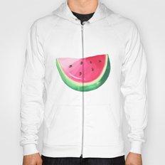 watermelon and strawberries  Hoody