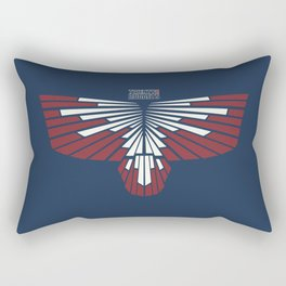 Raven Rectangular Pillow