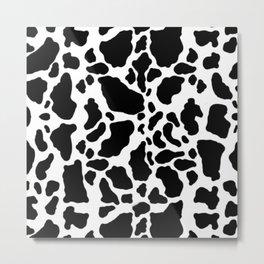 Animal Skin Metal Print