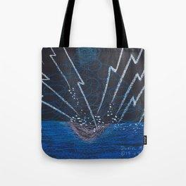 Vraja, Creation Tote Bag