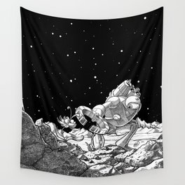The Miner Wall Tapestry
