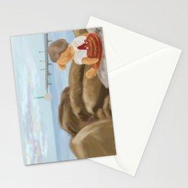 Art on the Rocks Stationery Cards