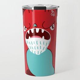 Monster Nagging Travel Mug