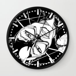 New 52 Catwoman Wall Clock