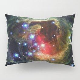 Echo Light of a Stellar Outburst Pillow Sham