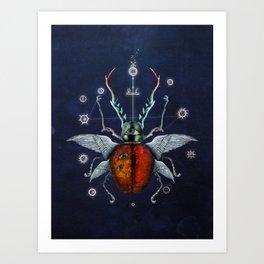 Brujah Art Print