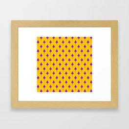 Izzy Brights No.8 Framed Art Print