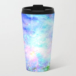 Colorful Universe Metal Travel Mug