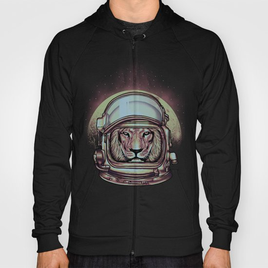 Fly Me To The Moon Hoody