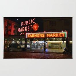 Pike Place Market Rug