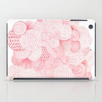 fireworks iPad Cases featuring Fireworks by Marcelo Romero