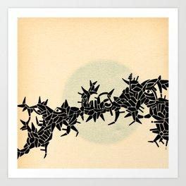 - centrifugeuse - Art Print