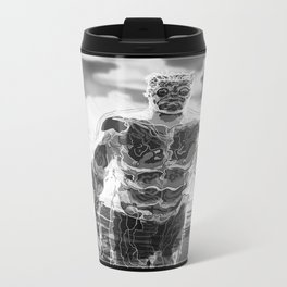 72 Precent Water Metal Travel Mug