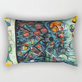 VIRUS-19 Rectangular Pillow