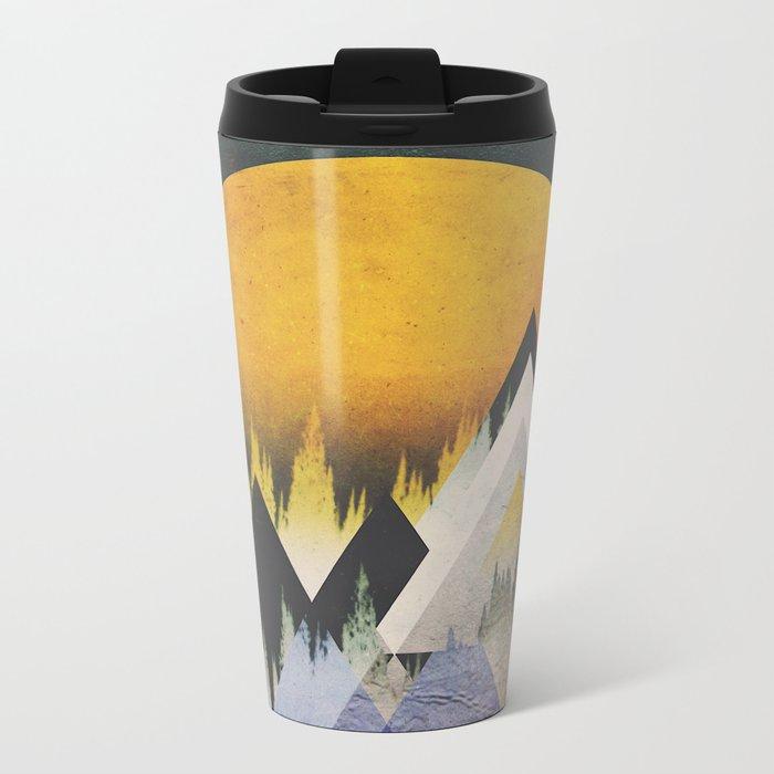 Fractions B15 Metal Travel Mug