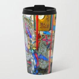 Razzle Dazzle Metal Travel Mug