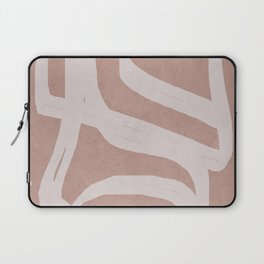 Abstract Flow II Laptop Sleeve