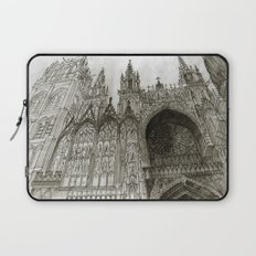 Rouen facade Laptop Sleeve