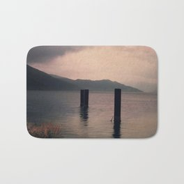 mountains inner peace Bath Mat