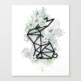 Usagi Canvas Print