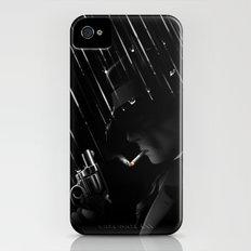 Rain Rain Go Away iPhone (4, 4s) Slim Case