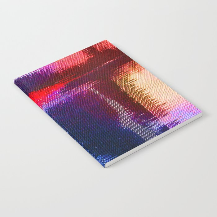 Splat Fabric Notebook