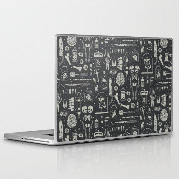 Oddities: X-ray Laptop & iPad Skin
