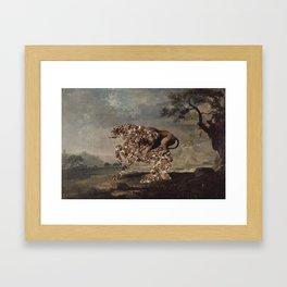 012 Framed Art Print