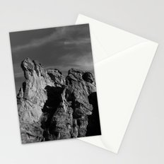 Garden of the Gods B&W Stationery Cards