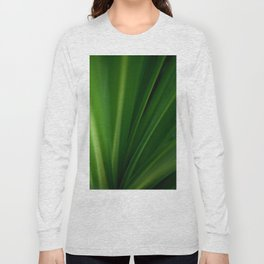 The Lushest Green of Life Long Sleeve T-shirt