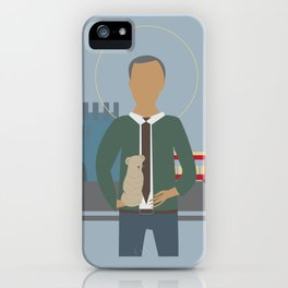 Mr. Rogers Icon iPhone Case
