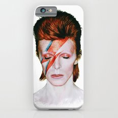 Bowie Tribute iPhone 6s Slim Case