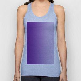 Violet to Pastel Violet Vertical Linear Gradient Unisex Tank Top
