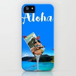 Hawaiian Dream iPhone Case