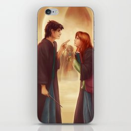 """""""I'd Just As Soon Kiss The Giant Squid!"""" iPhone Skin"""