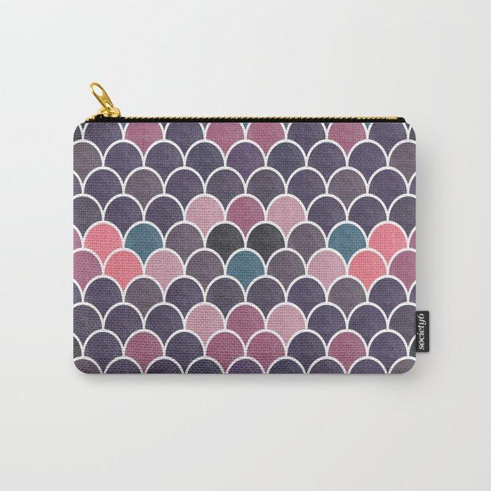 Lovely Pattern VVXVIV Carry-All Pouch