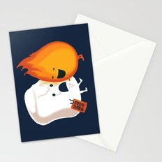 Friendly Fire Stationery Cards