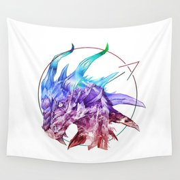 Spirt of the Dragon Wall Tapestry