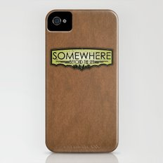 Somewhere Beyond the Sea iPhone (4, 4s) Slim Case