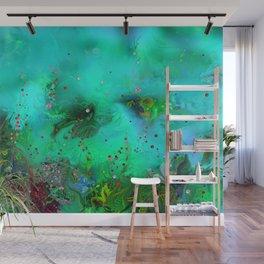 Grass Green Wall Mural