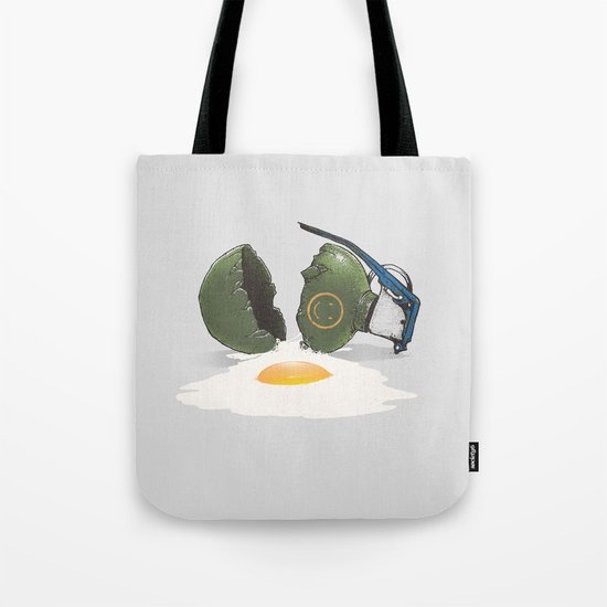 Eggsplosion Tote Bag