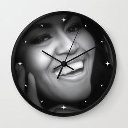 Michelle Obama - Celebrity Art Wall Clock