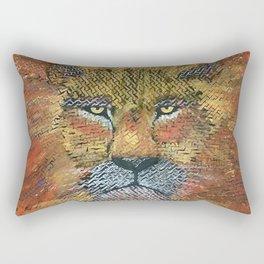 Beast of Me Rectangular Pillow