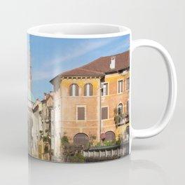 Bridge with a view Coffee Mug