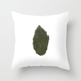 Shrub One Throw Pillow