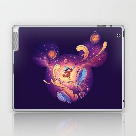 Beyond Your Imagination Laptop & iPad Skin
